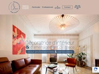 Décoration d'intérieur sur Lyon: Agence Corinne Enderlé