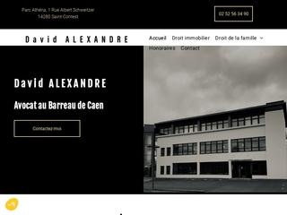 Cabinet d'avocat en droit immobilier à Caen