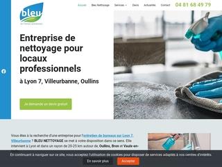 Prestataire des services de nettoyage professionnel à Lyon 7