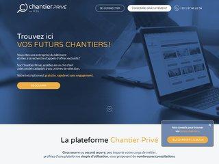 Chantier Privé