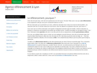 Référencement internet à Lyon