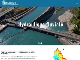Bureau d'études hydrauliques et hydrologiques en Alpes-Maritimes