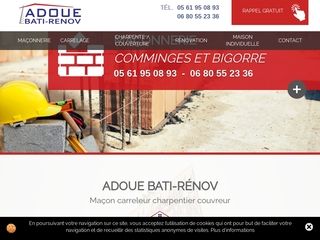 L'entreprise de rénovation entre Comminges et la Neste