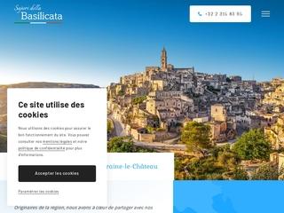Acheter des produits italiens naturels à Braine-le-Château