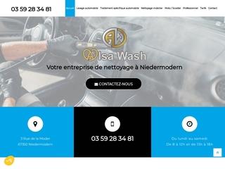 Spécialiste lavage auto et mobilier à Niedermodern