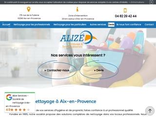 Entreprise de nettoyage à Aix en Provence