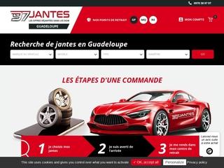 Jantes pas chère Guadeloupe - 97Jantes