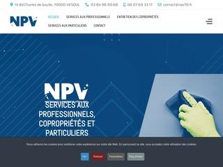 NPV, votre expert du nettoyage à Vesoul