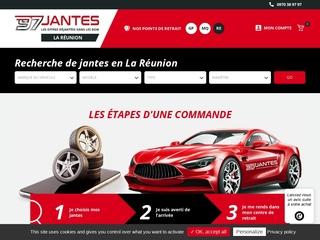 Jante voiture Réunion - 97Jantes