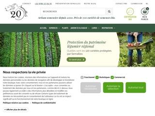 Semaille, variétés de semences biologiques