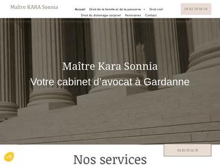 Avocat en dommage corporel à Aix en Provence et à Gardanne
