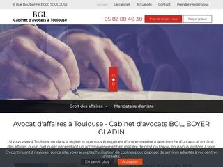 Avocats experts en droit d'affaires à Toulouse