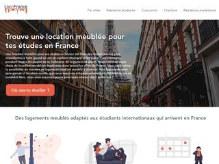 Logement pour les études en France