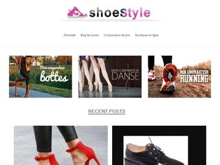 Blog mode et chaussure de Louise