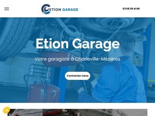 Garage pour vidange auto à Charleville-Mézières