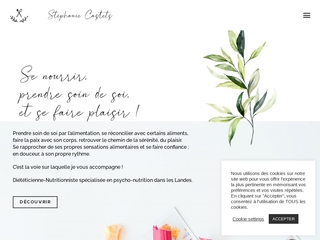 Stéphanie Castets