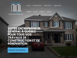 Entrepreneur en rénovation à Québec