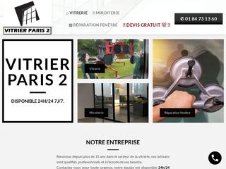 Réparation de toit et de puits de lumière avec Vitrier Paris 2