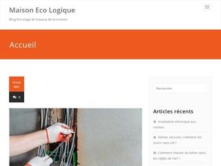 Votre guide pour une maison écologique