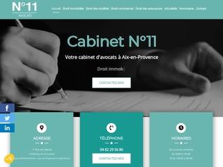 Trouver un cabinet d'avocats à Aix-en-Provence 13100