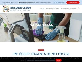 Roliane clean