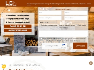 Chauffage à bois à Saint-Cannat