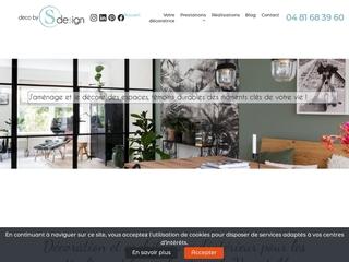 Faites appel à Deco By S design