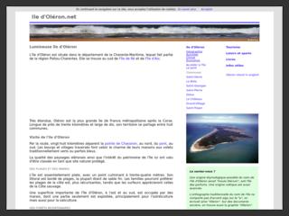 Oléron île charentaise