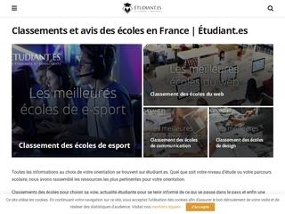 Étudiant.es : Le site de référence pour les étudiants