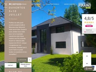 Constructeur de maisons dans le nord de la France