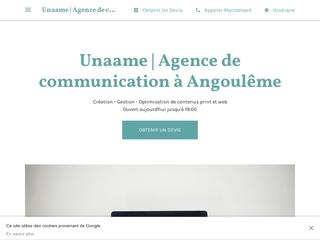 Unaame | Agence de communication à Angoulême