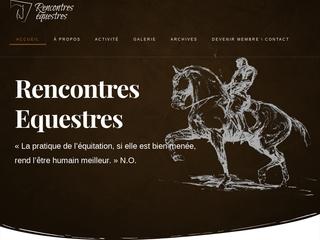 Rencontres d'équitation classique en Suisse