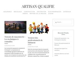Trouvez un meilleur artisan sur le web