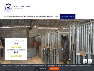 Découvrez l'équitation à l'École d'Équitation de la Gohelle