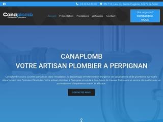 Canaplomb, votre entreprise de plomberie Perpignan