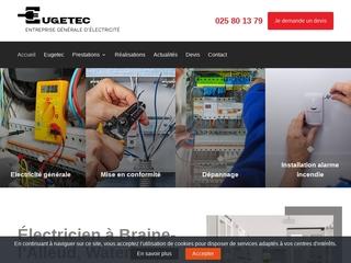 EUGETEC: entreprise d'électricité à Waterloo