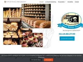 AU FOURNIL DE JEREMY, votre boulangerie-pâtisserie à Yébleron