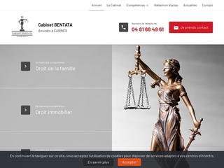 Votre avocat Maître BENTATA