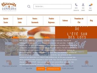 Épicerie sucrée et salée en ligne