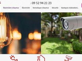 Électricien à Saumur