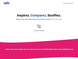 Hellosafe Maroc - Compare produits financiers et assurances