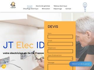 Spécialiste en électricité en Ile de France