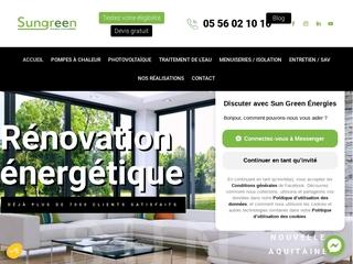 Rénovation énergétique à Mérignac