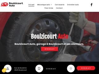 Garagiste pour entretien et réparation auto à Boulzicourt