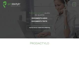 Spécialiste de la transcription audio pour professionnels en France