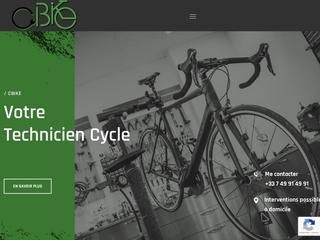 Bienvenue sur CBIKE, votre technicien cycle à domicile dans la Loire