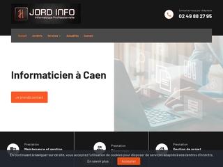 JORD'INFO : société informatique à Caen
