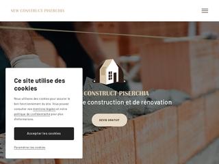 Société de construction et de rénovation de maisons