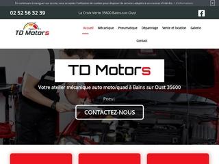 Trouver un garage de dépannage véhicules à Bains sur Oust