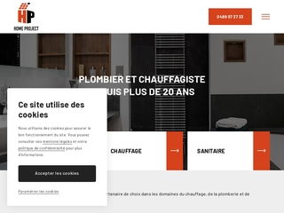 HP Home Project: Plomberie et chauffage dans le Brabant Wallon